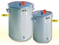 Speidel Stainless Steel Fermentation And Storage Barrel 45 Litres